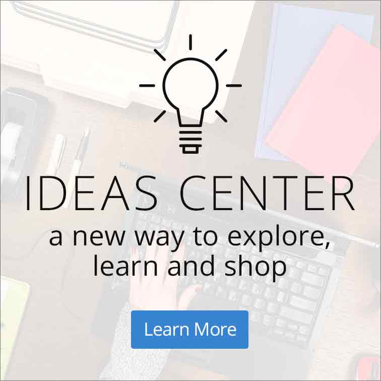 Ideas Center a new way to explore, learn and shop