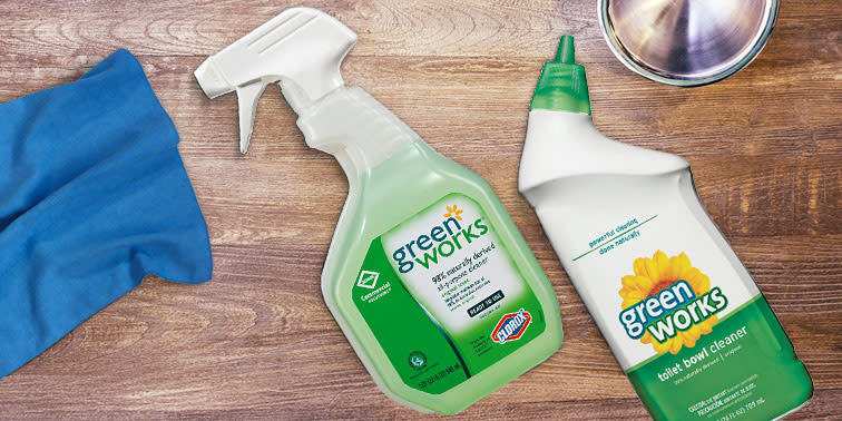 Creating a Greener Office With Cleaning Supplies