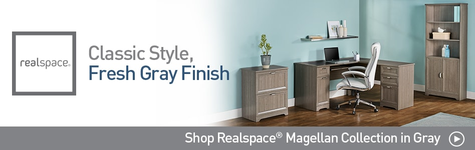 Realspace Gray Collection