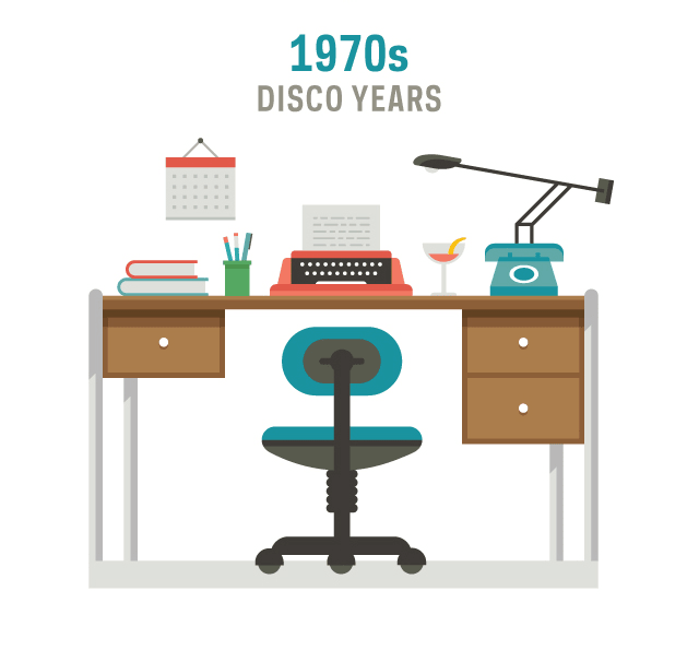 The Evolution of Office Furniture 2