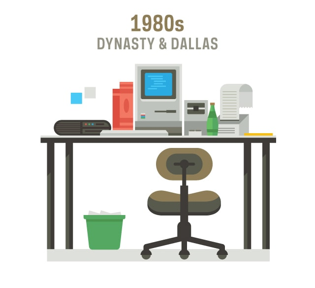 The Evolution of Office Furniture 3