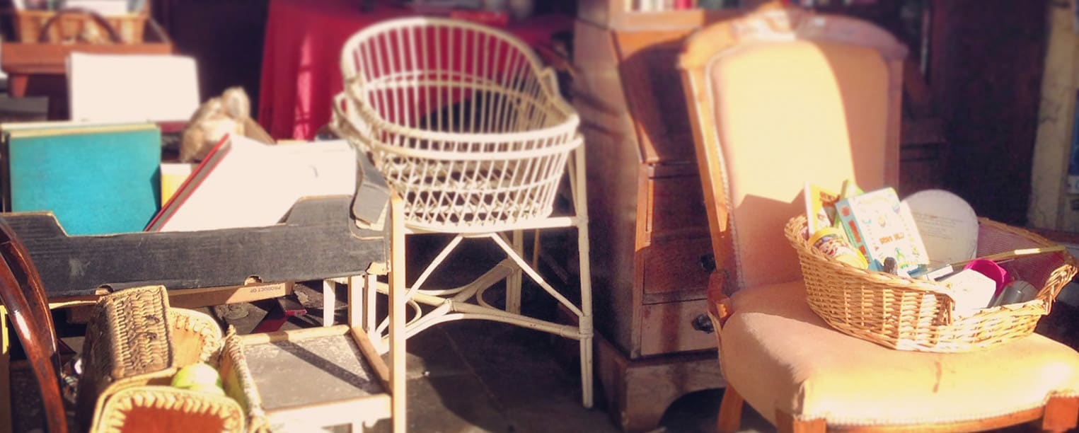 Simple Steps for a Successful Spring Yard Sale