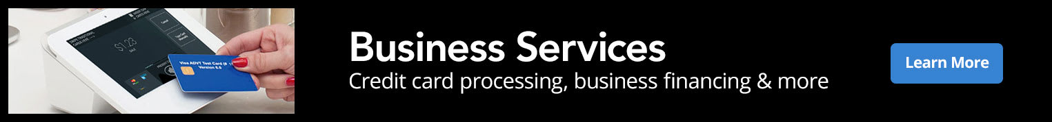 Business Services - Credit card processing, business financing and more
