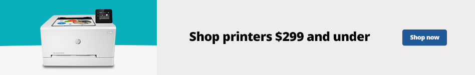 Shop Printers $299 and under