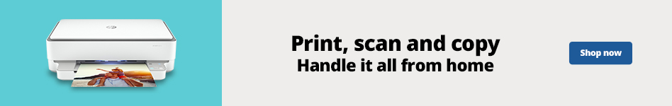 Print, scan and  copy- Handle it all from home