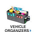 Vehicle Organizers