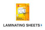 Laminating Sheets