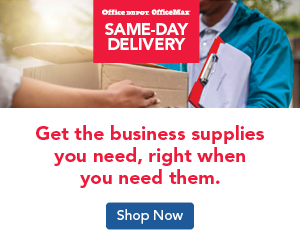 Get the business supplies you need, right when you need them