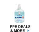 PPE Deals & More