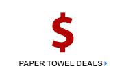 Paper Towel Deals