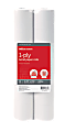 "Office Depot® Brand 1-Ply Bond Paper Rolls, 2-1/4"" x 130', White, Pack Of 12"