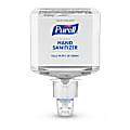 PURELL ES4 Healthcare Advanced Hand Sanitizer Foam Refill, 1200mL Sanitizer Refill