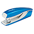 Swingline NeXXt Series WOW Desktop Stapler - 40 Sheets Capacity - Blue, White