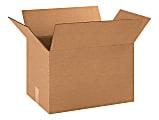 "Office Depot® Brand Corrugated Box, 18"" x 12"" x 12"", Kraft"