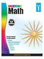 Carson-Dellosa Spectrum® Math, Grade 1