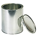 Office Depot® Brand Paint Cans, 1 Gallon, Silver, Case Of 36