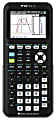 Texas Instruments® TI-84 Plus CE Color Graphing Calculator, Black/White