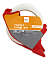 """Office Depot® Brand Moving And Storage Tape With Dispenser, 1.89"""" x 54.6 Yd., Clear"""