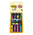 Post-it® Notes Flags With 2 Arrow Flag Pads, Assorted Colors, 85 Flags Per Dispenser, Pack Of 8 Pads
