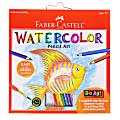 Faber-Castell 15-Piece Do Art Watercolor Pencil Set