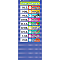 Scholastic Daily Schedule Pocket Chart