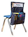 "Teacher Created Resources Chair Pocket, 19""H x 15-1/2""W x 2-1/2""D, Black"