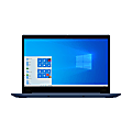 """Lenovo® IdeaPad 3 Laptop, 15.6"""" Touch Screen, Intel® Core™ i5, 8GB Memory, 256GB Solid State Drive, Windows® 10, 81WR000BUS"""