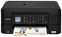 Brother® MFC-J480DW Wireless Color Inkjet All-In-One Printer