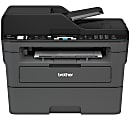 Brother® MFC-L2710DW Wireless Monochrome (Black And White) Laser All-In-One Printer