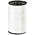 "Office Depot® Brand Solid Braided Nylon Rope, 2,300 Lb, 3/8"" x 500', White"