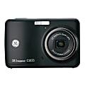 GE C1033 10.1-Megapixel Digital Camera, Black