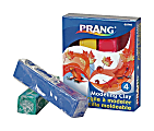 Prang® Modeling Clay, 1 Lb., Assorted Colors