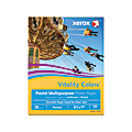 """Xerox® Vitality Colors™ Multi-Use Printer Paper, Letter Size (8 1/2"""" x 11""""), 20 Lb, 30% Recycled, Goldenrod, Ream Of 500 Sheets"""