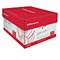 Office Depot® Brand Copy And Print Paper, Legal Size Paper, 20 Lb, White, Ream Of 500 Sheets, Case Of 10 Reams