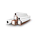 """HP Coated Paper, 60"""" x 100', 10.4 Mil, White"""