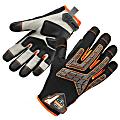 Ergodyne ProFlex 760 Impact-Reducing Utility Gloves, Large, Black