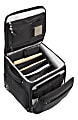 """Ativa™ Ultimate Workmate Rolling Briefcase With 15"""" Laptop Pocket, Black"""