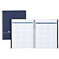 "Mead® Teacher's Plan Book, 8 1/2"" x 11"", Assorted Colors (No Color Choice)"