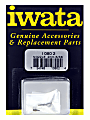 Iwata Airbrush Nozzle, Compatible With HP-B And HP-SB Airbrushes