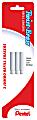 Pentel® Twist-Erase Mechanical Pencil Eraser Refills, Pack Of 3