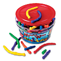 Learning Resources Math Manipulatives, Measuring Worms, Set Of 72