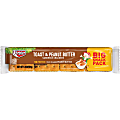 Keebler® Sandwich Crackers, Toast And Peanut Butter, 1.8 Oz, Box Of 12
