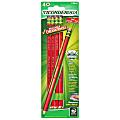 Ticonderoga® Erasable Checking Pencils, 2.6 mm, Red, Pack Of 4 Pencils