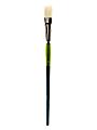 Princeton Snap Paint Brush, Size 12, Bright Bristle, Synthetic, Multicolor