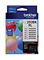 Brother® High-Yield Ink Cartridge, Black, LC203BKS