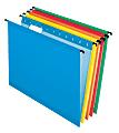 Pendaflex® SureHook® Technology Hanging File Folders, Letter Size, Assorted Colors, Box Of 20 Folders
