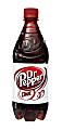 Diet Dr Pepper®, 20 Oz. Bottle
