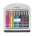 TUL® Retractable Gel Pens, Medium Point, 0.7 mm, Assorted Barrel Colors, Assorted Candy Ink Colors, Pack Of 14 Pens