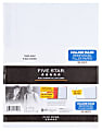 """Five Star® Reinforced Filler Paper, 8 1/2"""" x 11"""", College Ruled, Pack Of 100 Sheets"""