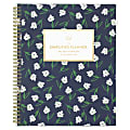 """AT-A-GLANCE® Simplified By Emily Ley Academic Weekly/Monthly Planner, 8-1/2"""" x 11"""", Dogwood, July 2021 To June 2022, EL61-901A"""